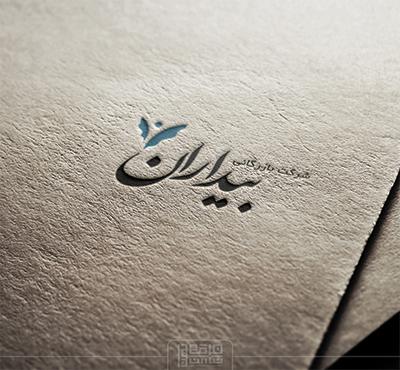 طراحی لوگو زهیر عابدی 14