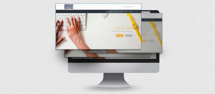 طراحی سایت طرفه نگاران کهن